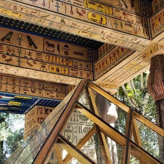 Cerimônia In Memoriam ou Festa da Pirâmide